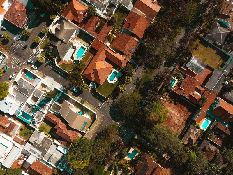 The CSS Box Model Explained by Living in a Boring Suburban Neighborhood