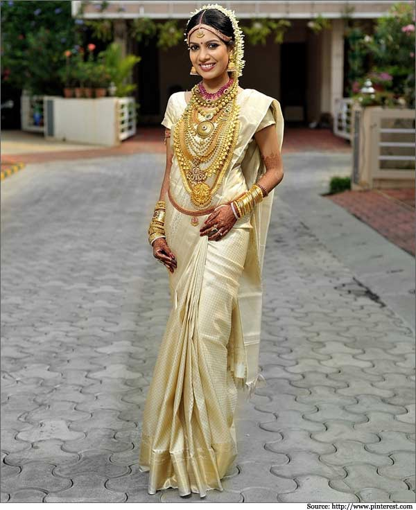 Unique Pin Kerala Women Dress On Pinterest