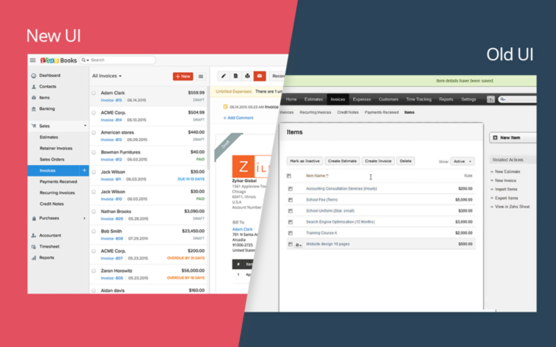 Modern ui ux for saas applications in 2015 and beyond for App layout design software