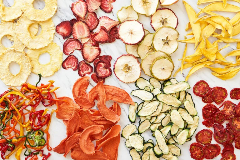 Dried fruits and vegetable (Source: GoogleImages)