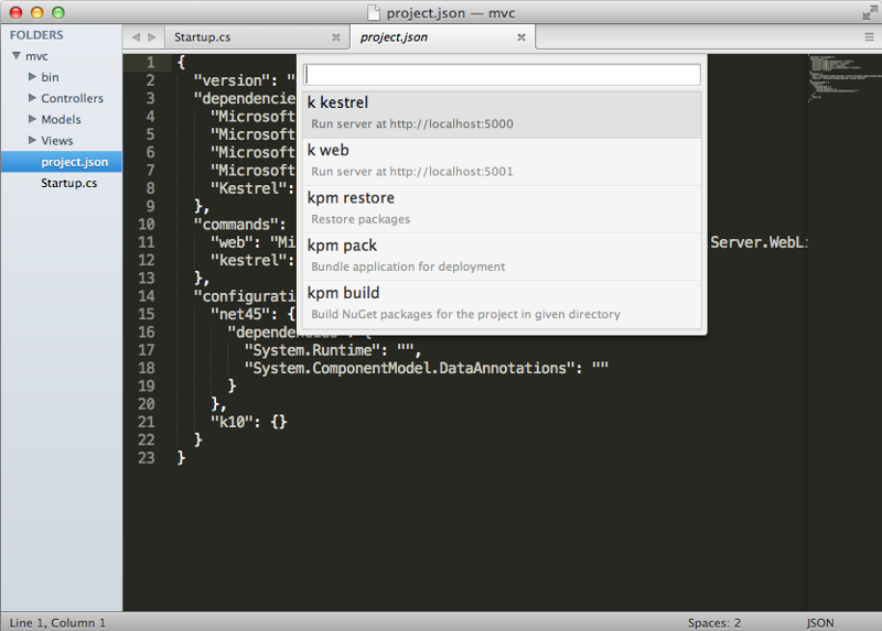 how to show command promt in sublime text 3