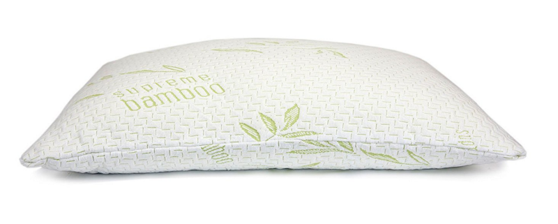 Spa Supreme Traditional Memory Foam Pillow : 10 Things Under $25 That Will (Instantly) Upgrade Your Life