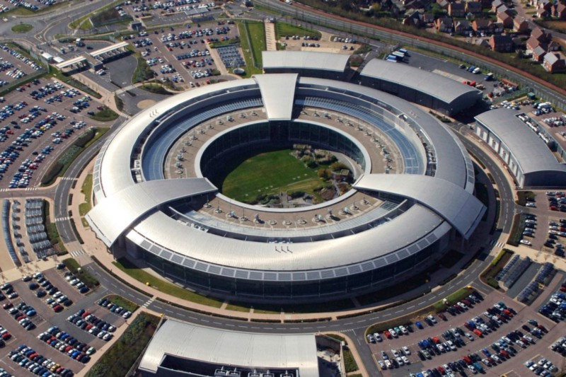 Williams was a codebreaker at GCHQ, on secondment to MI6 when he died (credit: Ministry of Defence)