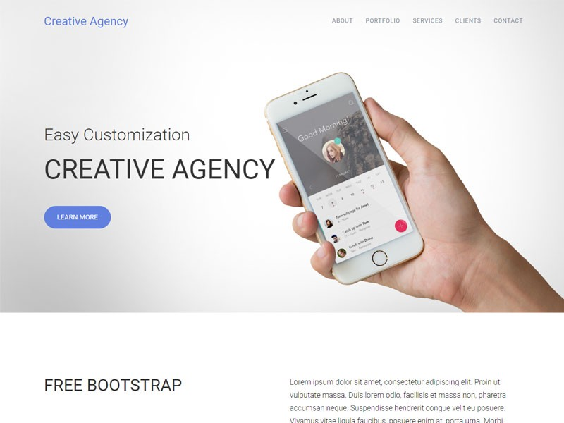 Are you searching for free one page personal website template with themewagon brings you a premium looking personal web template plantilla for free maxwellsz