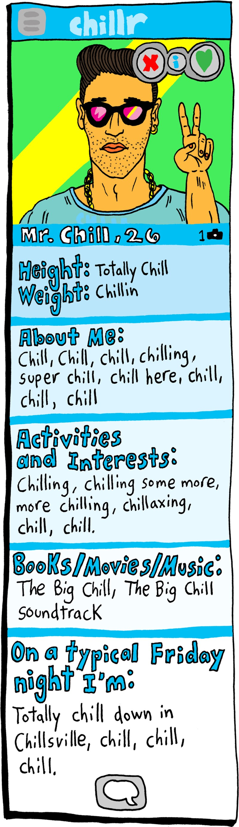 Against Chill