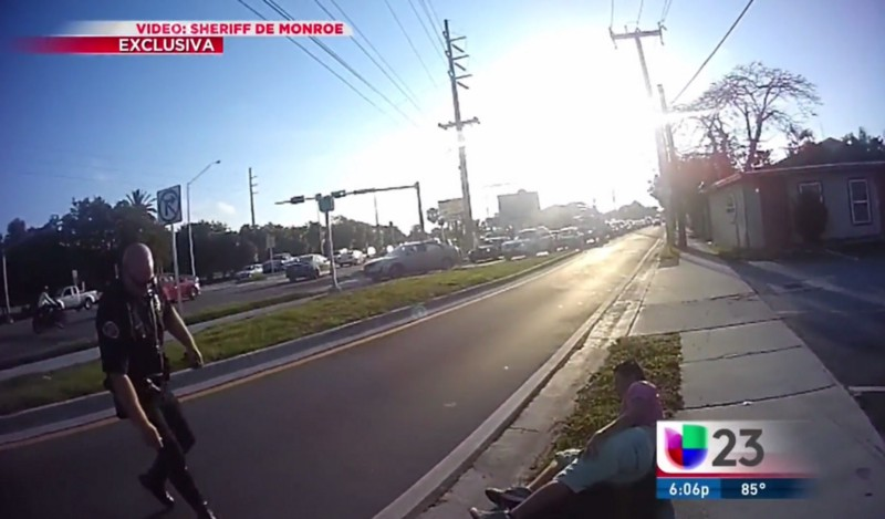 Cyclist faces deportation after truck hits him in Florida