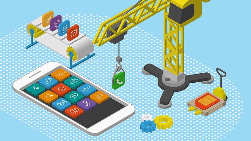 Learn how to chose your architecture, or make choices in order to make your own architecture for mobile