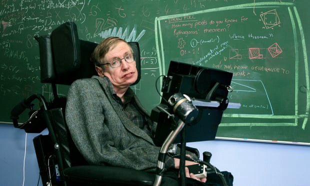 Hawking used a poet's prose and a passion for science to make his book more accessible to the non-scientist than a work with such scope had any right to be (McCleod)