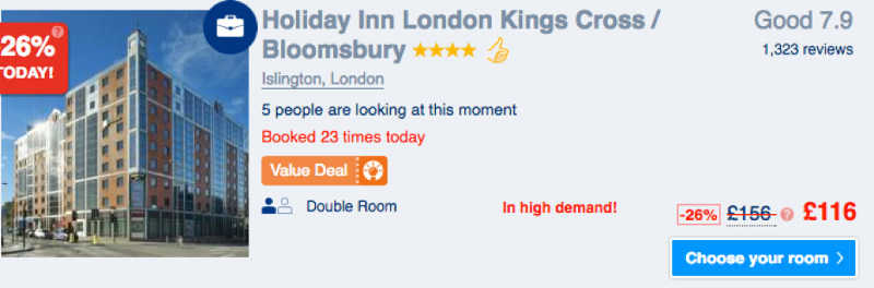 Why Is Booking.com's Conversion Rate So High?