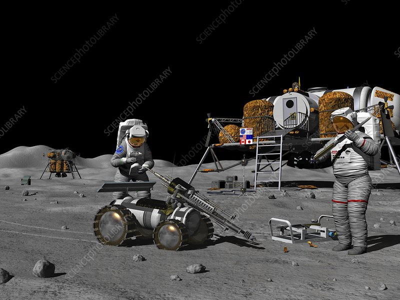 Why do we need to build a Lunar Base-