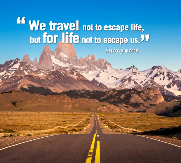 Travel Escape Quotes: 12 Of The Most Inspiring Travel Quotes