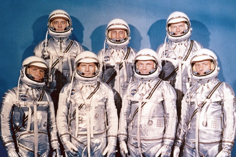 The Americans were lagging behind the Soviet Union in the space race (credit: NASA)