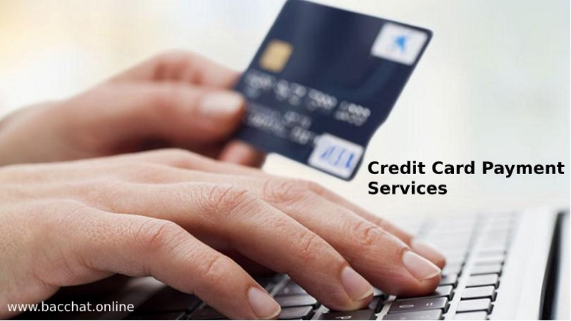 Credit Card Payment Services