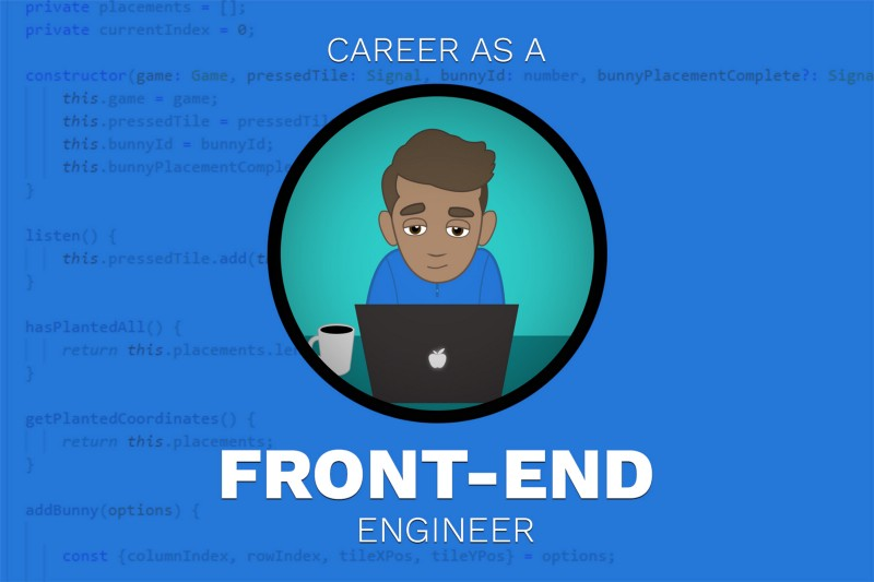 My role as a Front-end Web engineer explained 👀