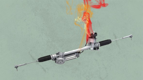 Depiction Of Defective Ford Escape Steering Column Torque Sensor By Fordproblems