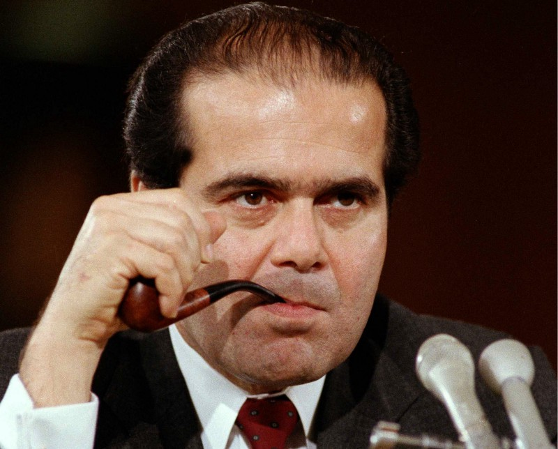 "scalias idea of originalism Justice scalia called his judicial approach to the constitution ""originalism"" or "" textualism"" the idea of originalism/textualism is that the constitution means no more or less than what it meant to those who originally wrote and ratified it this is seen as a counter-approach to the ""living constitution"" idea."