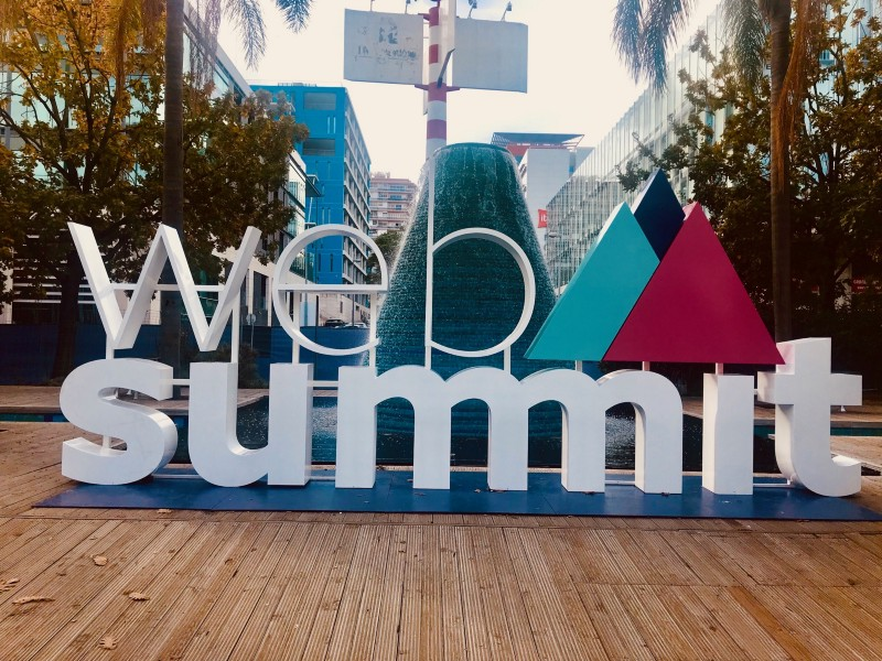 Wolfpack Digital experience at Web Summit 2018