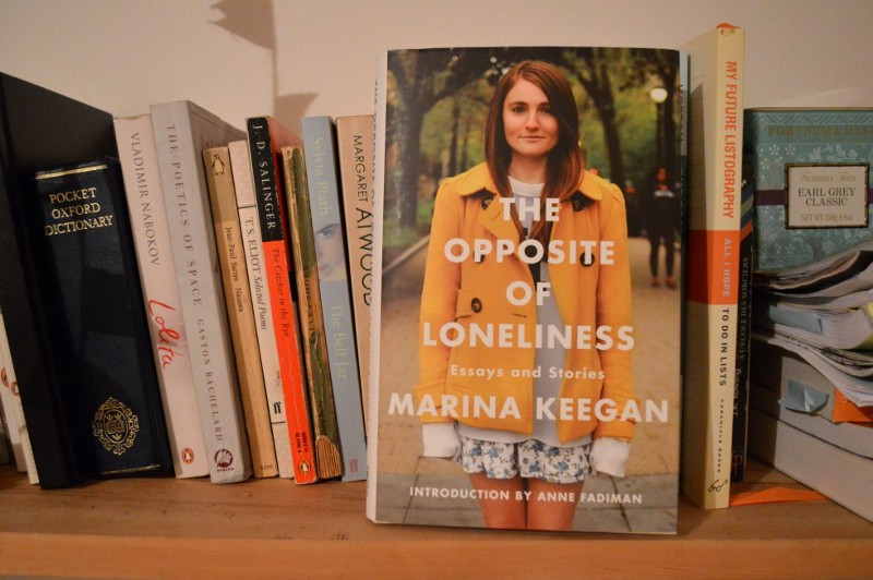 The Opposite of Loneliness review � Marina Keegan's life cut short