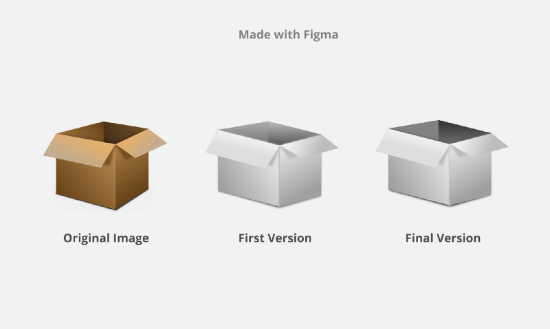 How to create realistic 3D objects in Figma