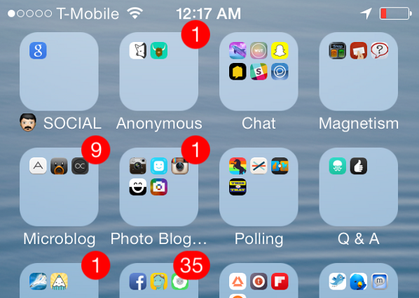 how to organize apps on iphone the iphone home screen ben wheeler medium 7458