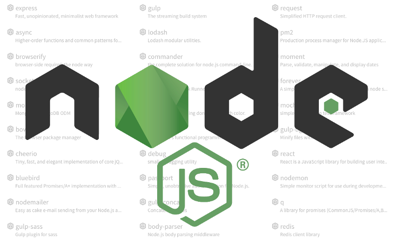 Before you bury yourself in packages, learn the Node.js runtime itself