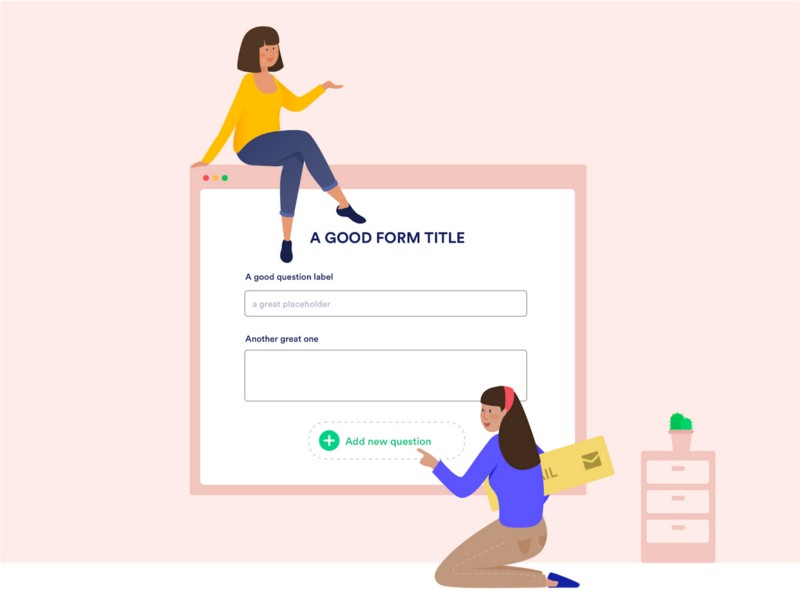 How To Build An Online Form That Converts by Ecem Keskin for Medium