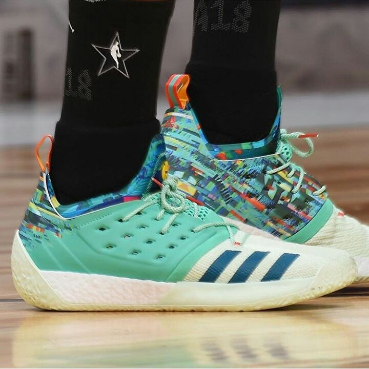 James Harden Shoes 2019: 6 Things We Loved About The 2018 NBA All-Star Weekend