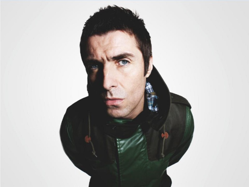 Liam Gallagher Photoshoot