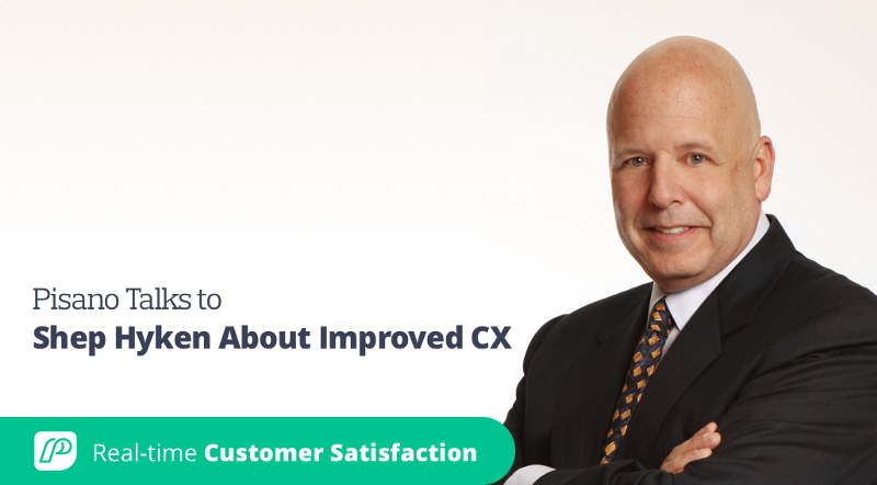 Interview with an Expert: Shep Hyken and the World of Improved CX