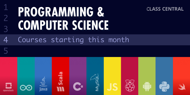 650 Free Online Programming & Computer Science Courses You Can Start This Summer