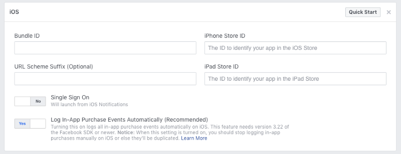 Facebook Login in React Native with Firebase Auth - instamobile