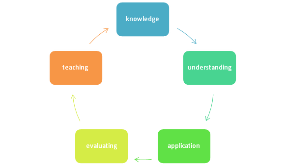 Active skill cycle - A better learner by you