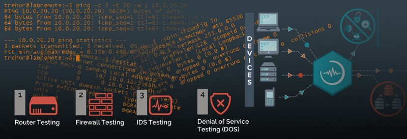 Testing procedures for network changes | IP Fabric
