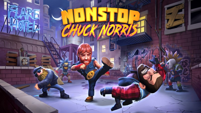 chuck norris games online for free