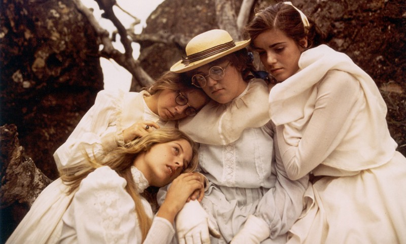 Risultati immagini per picnic at hanging rock movie