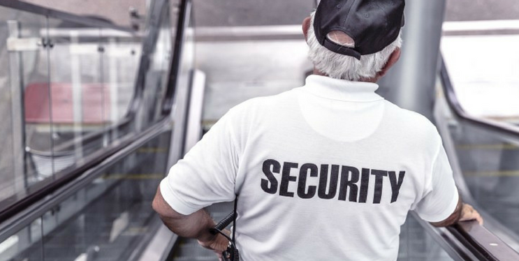 security management as a part of event contingency planning