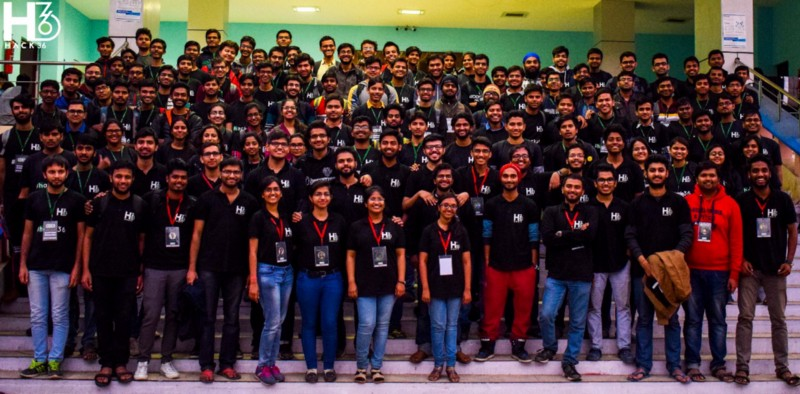 We brought 25 universities together for one giant hackathon.