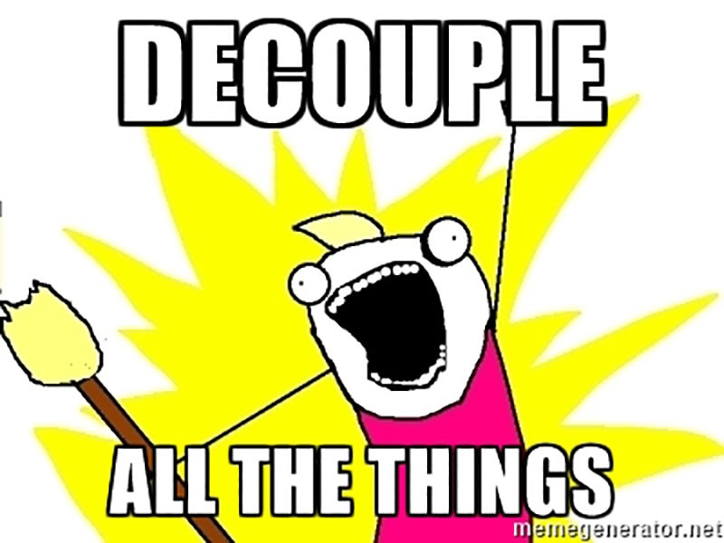 Functional JavaScript: Decoupling methods from their objects