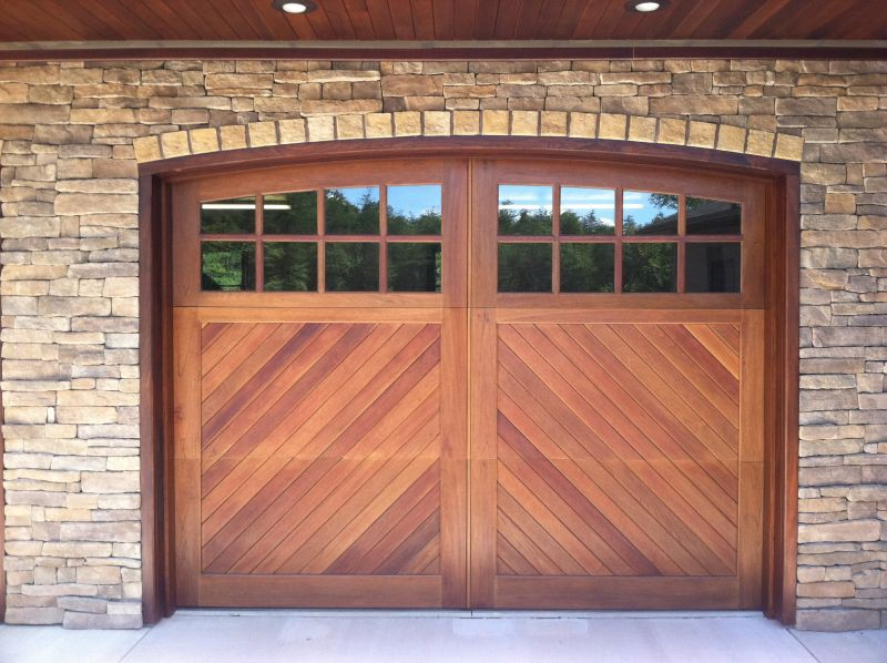 Let your personality shine by installing a large wooden double door. A beautifully designed large double door increases overall appeal of your home and ... & Five stunning ideas for front door design to make your home look ...