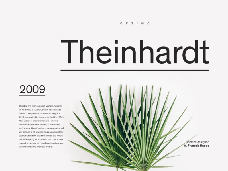 6 Great Contemporary Alternatives to Helvetica –