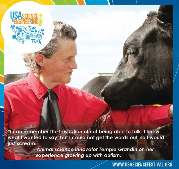 temple grandin autism spectrum birthday best free