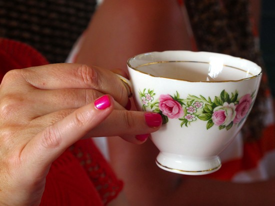 Pinky Up Or Not? Is There A Correct Way To Hold A Teacup