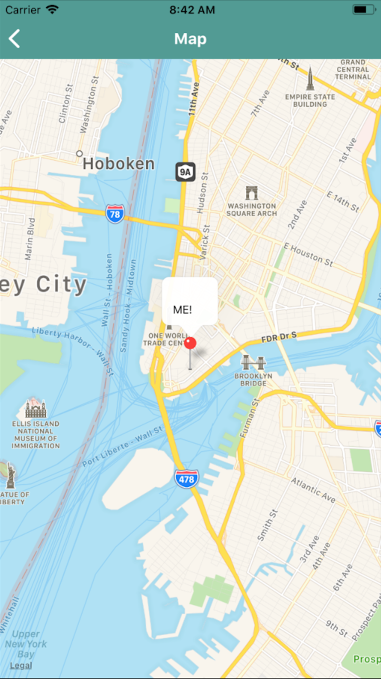 Real time location sharing with React Native and Socket.io Map My Location Now on map nashville, map traffic, map street view, map services, map new orleans, map sacramento, map name, map san diego, map location icon iphone, map notes,