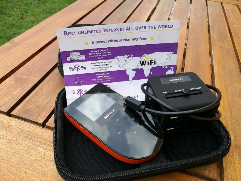 Wireless Service While Travelling In Japan