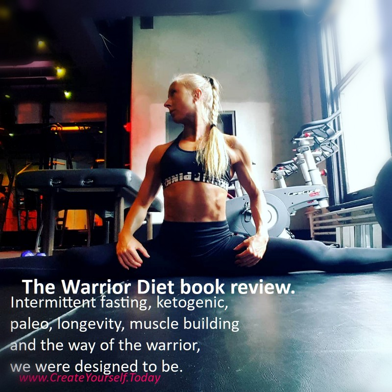 how to gain muscle on warrior diet