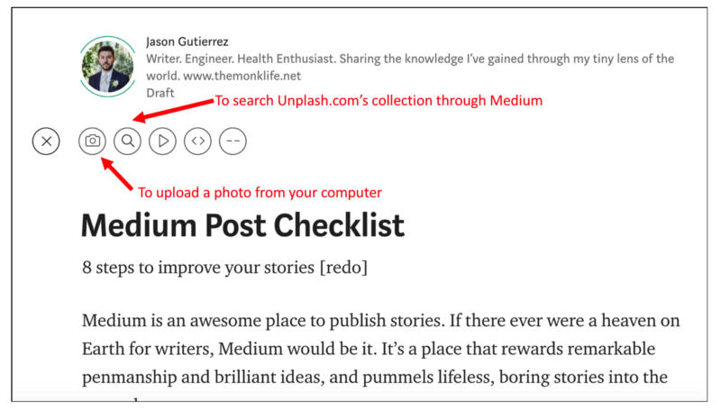 How to Publish on Medium for Beginners - The Monk Life