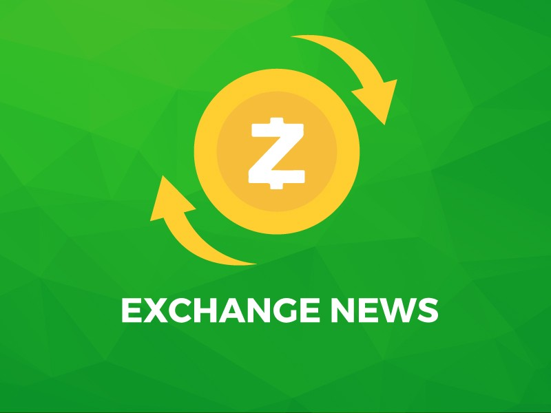 ZEEW Token on exchange