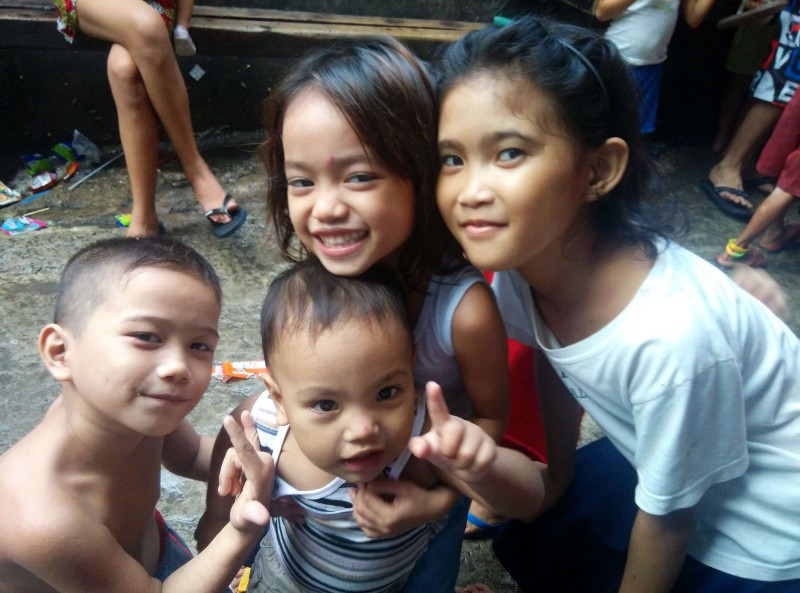 Make a Difference in the Community: Gothong Outreach 6