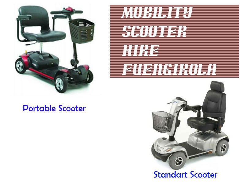 Mobility Equipment Hire Direct — Mobility Scooter Hire Fuengirola