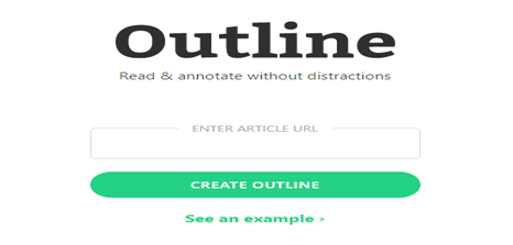Outline.com a site to just enter the paid article URL and click enter